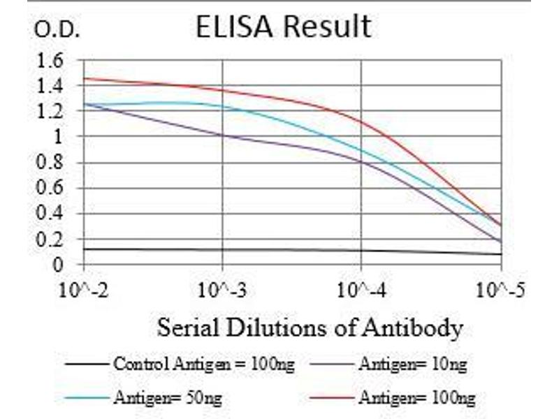 ELISA image for anti-TUBE1 antibody (Tubulin, epsilon 1) (AA 314-472) (ABIN2683017)