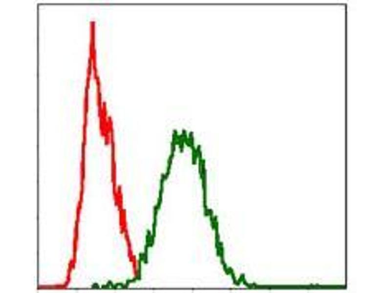 Flow Cytometry (FACS) image for anti-Fas (TNF Receptor Superfamily, Member 6) (FAS) antibody (ABIN969518)
