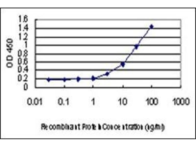 ELISA image for anti-cAMP Responsive Element Binding Protein 1 (CREB1) (AA 1-342) antibody (ABIN782354)