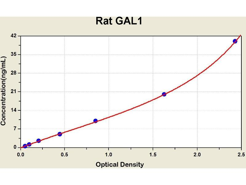 Lectin, Galactoside-Binding, Soluble, 1 (LGALS1) ELISA Kit