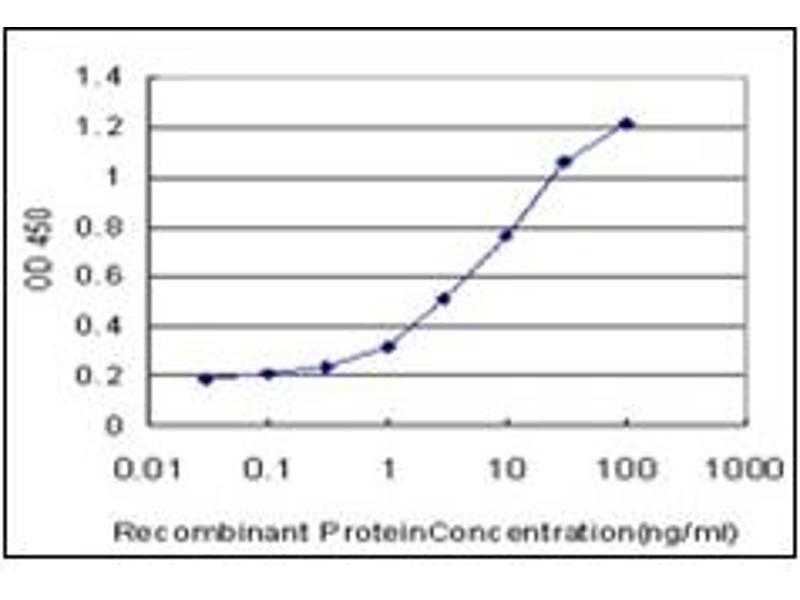 ELISA image for anti-SGK1 antibody (serum/glucocorticoid Regulated Kinase 1) (ABIN781839)