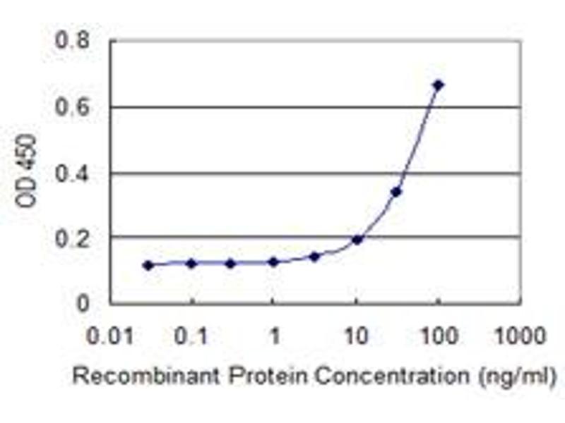 ELISA image for anti-serpin Peptidase Inhibitor, Clade I (neuroserpin), Member 1 (SERPINI1) (AA 17-411) antibody (ABIN393232)