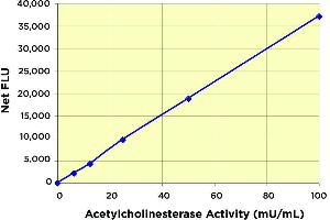 Image no. 2 for Acetylcholinesterase Fluorescent Activity Kit, 2 Plate (ABIN577658)
