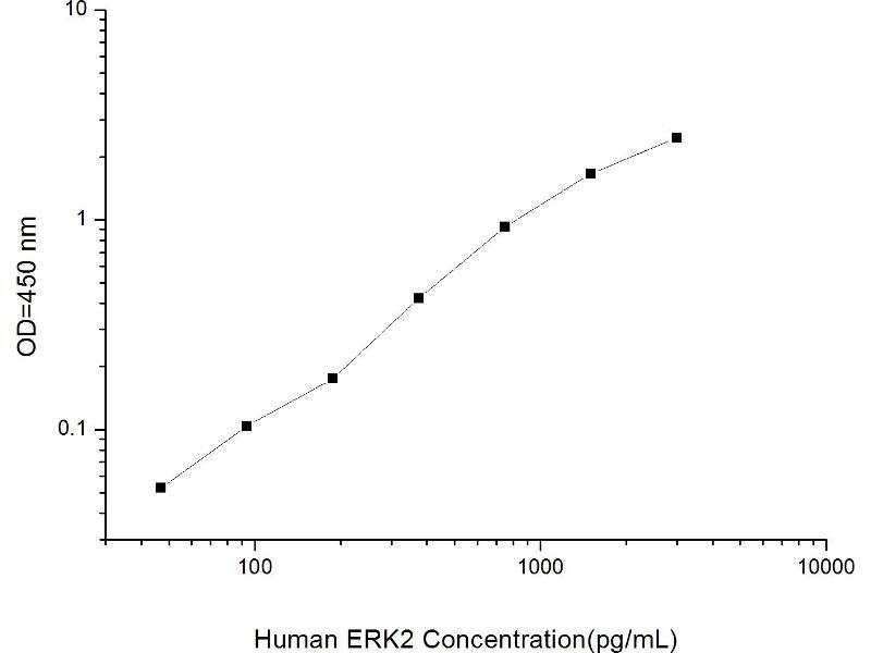 Mitogen-Activated Protein Kinase 1 (MAPK1) ELISA Kit (2)