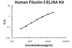 Image no. 1 for Fibulin 3 (FBLN3) ELISA Kit (ABIN5510647)