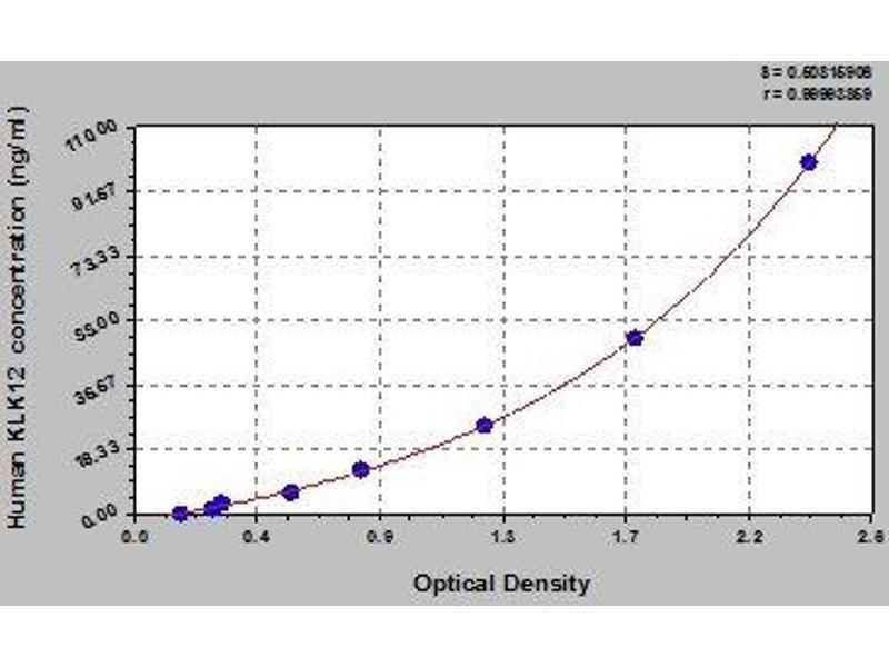 Kallikrein-Related Peptidase 12 (KLK12) ELISA Kit