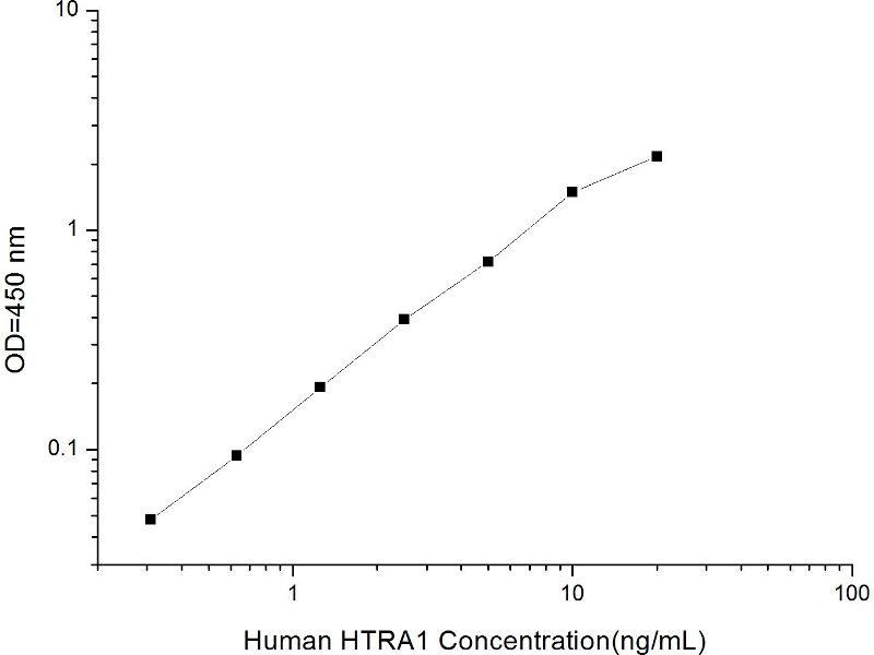 HtrA Serine Peptidase 1 (HTRA1) ELISA Kit (2)