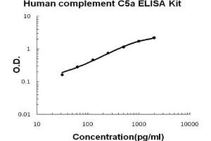Image no. 1 for Complement Component 5a (C5a) ELISA Kit (ABIN1672870)