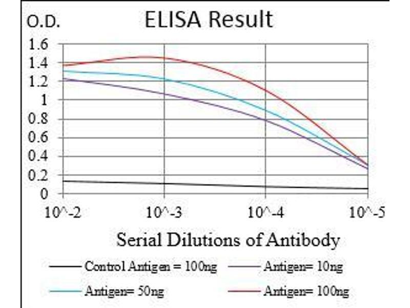 ELISA image for anti-Colony Stimulating Factor 1 Receptor (CSF1R) (AA 344-497) antibody (ABIN1724928)