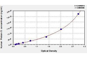 Image no. 1 for Protein S (PROS) ELISA Kit (ABIN367251)