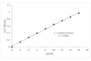 Quantification (Q) image for BCA Protein Quantification Assay Kit (ABIN3172699)