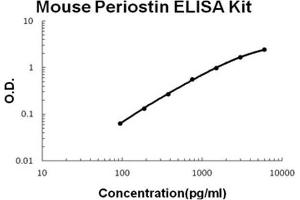 Image no. 1 for Periostin, Osteoblast Specific Factor (POSTN) ELISA Kit (ABIN1889359)