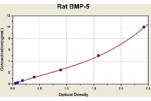 Image no. 1 for Bone Morphogenetic Protein 5 (BMP5) ELISA Kit (ABIN1113786)