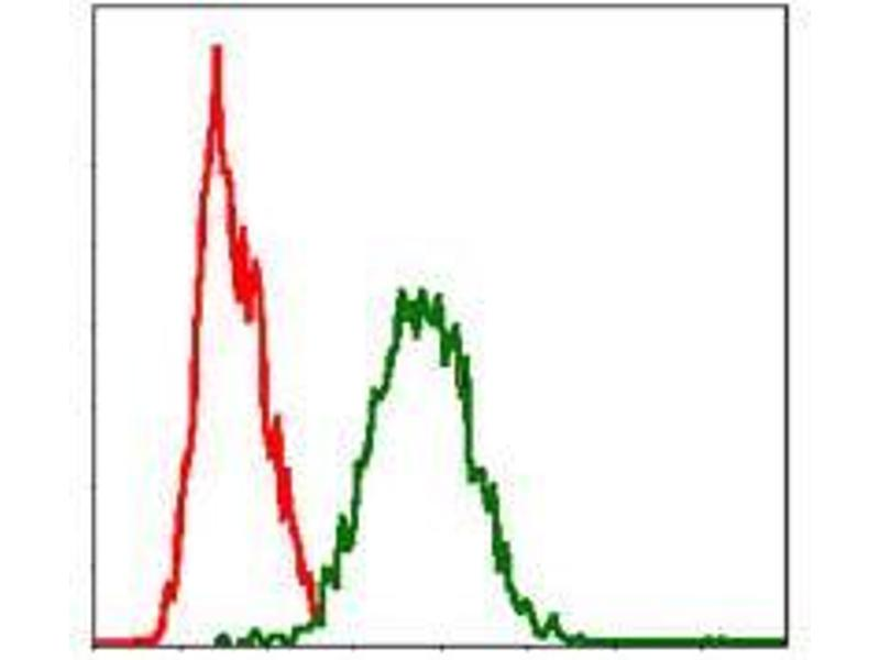 Flow Cytometry (FACS) image for anti-Fas (TNF Receptor Superfamily, Member 6) (FAS) antibody (ABIN4880717)