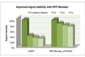 Image no. 3 for RFP-Booster (Atto 594) (ABIN1082216)