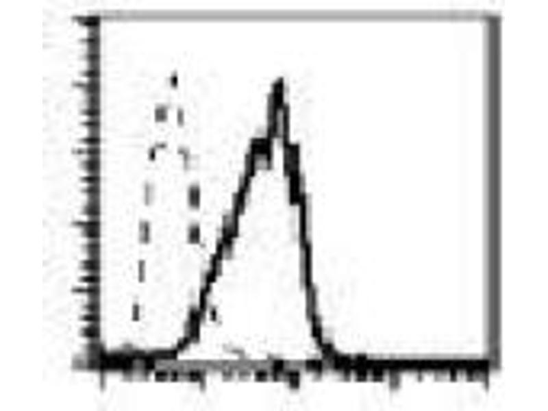 Flow Cytometry (FACS) image for anti-Toll-Like Receptor 3 (TLR3) antibody (ABIN786823)