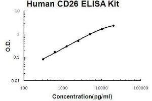 Image no. 1 for Dipeptidyl-Peptidase 4 (DPP4) ELISA Kit (ABIN1672773)