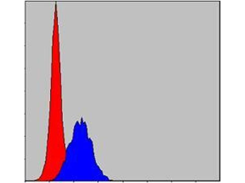 Flow Cytometry (FACS) image for anti-Cas-Br-M (Murine) Ecotropic Retroviral Transforming Sequence (CBL) antibody (ABIN968993)