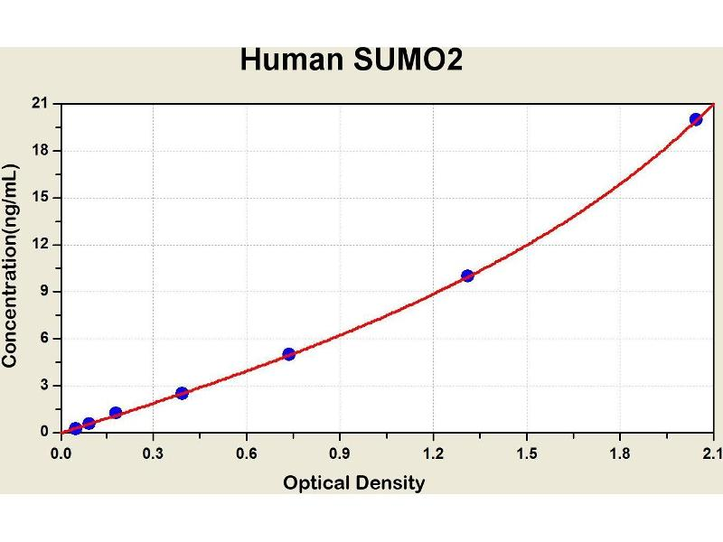 SMT3 Suppressor of Mif Two 3 Homolog 2 (S. Cerevisiae) (SUMO2) ELISA Kit