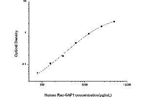 Image no. 1 for Rac GTPase Activating Protein 1 (RACGAP1) ELISA Kit (ABIN6962157)
