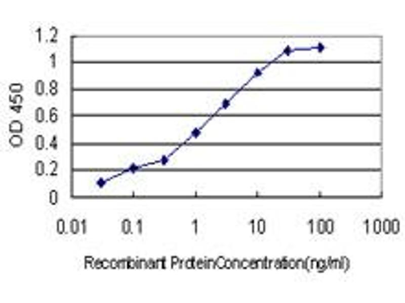 ELISA image for anti-Annexin A5 (ANXA5) (AA 1-320), (full length) antibody (ABIN559879)