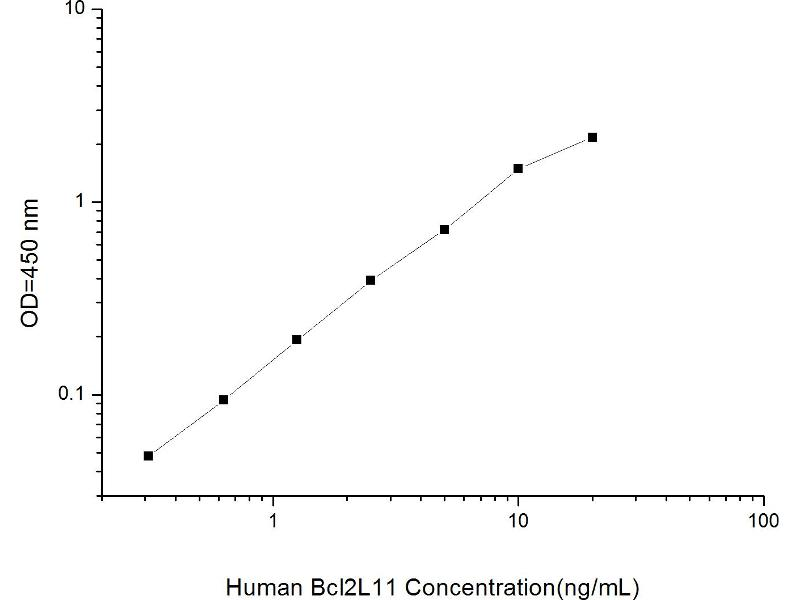 BCL2-Like 11 (Apoptosis Facilitator) (BCL2L11) ELISA Kit (2)
