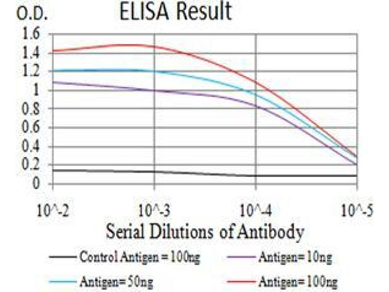 ELISA image for anti-Selenoprotein S (SELS) (AA 1-187) antibody (ABIN5542695)