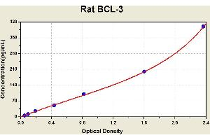 Image no. 1 for B-Cell CLL/lymphoma 3 (BCL3) ELISA Kit (ABIN1113645)