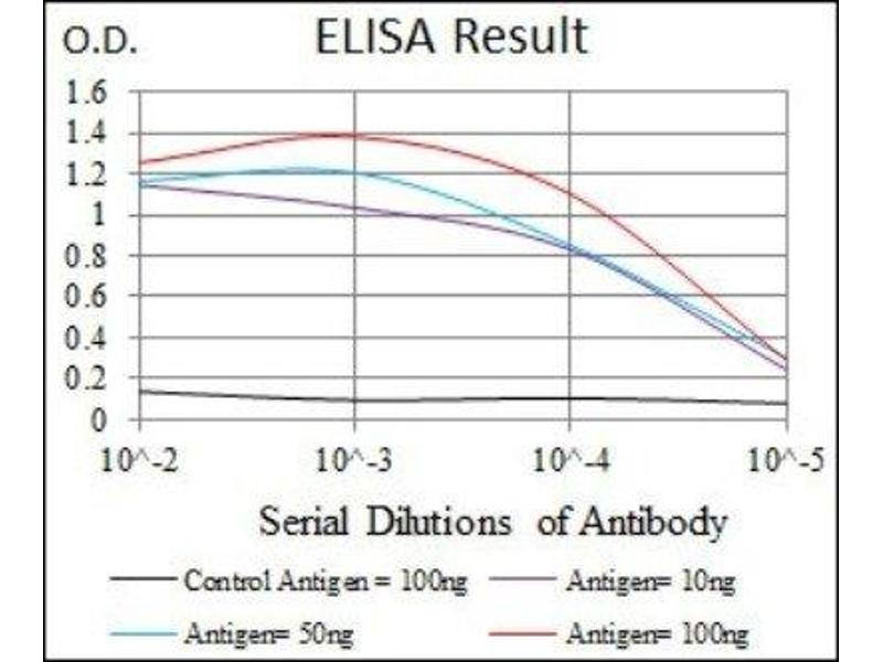 ELISA image for anti-rho GDP Dissociation Inhibitor (GDI) alpha (ARHGDIA) antibody (ABIN4350439)