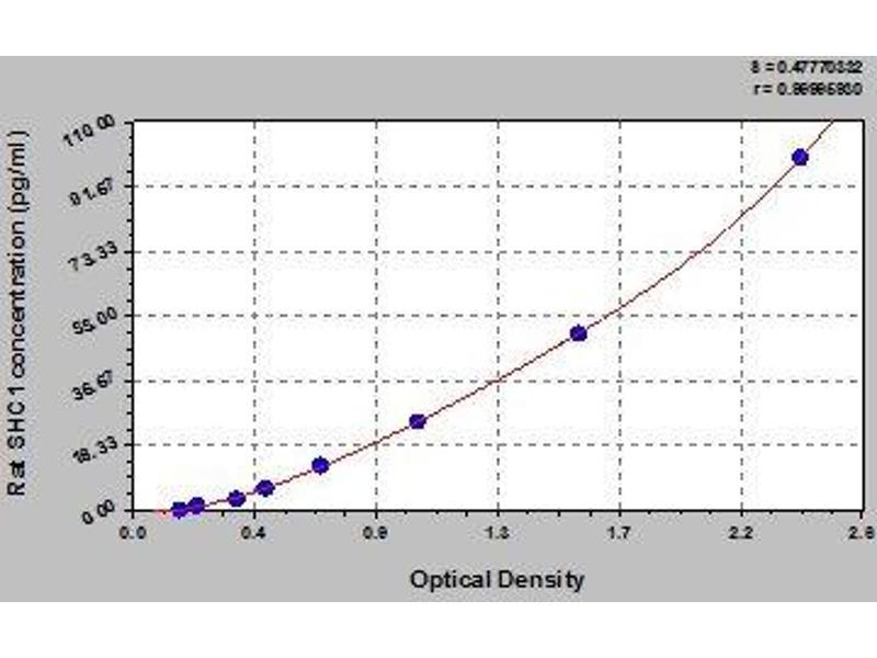SHC (Src Homology 2 Domain Containing) Transforming Protein 1 (SHC1) ELISA Kit
