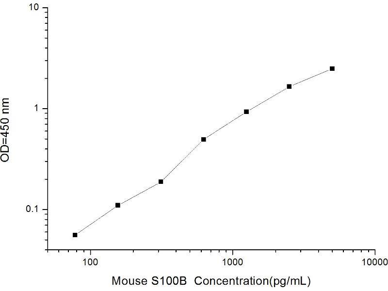 S100 Calcium Binding Protein B (S100B) ELISA Kit (2)