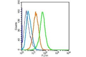 Flow Cytometry (FACS) image for anti-BBC3 antibody (BCL2 Binding Component 3) (AA 120-170) (ABIN731528)