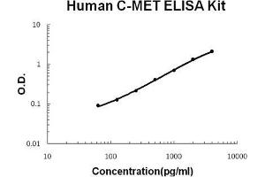 Image no. 1 for Met Proto-Oncogene (MET) ELISA Kit (ABIN1672788)