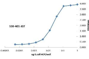 ELISA image for anti-Host Cell Proteins (HCP) antibody (ABIN1607604)