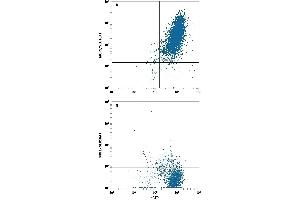 Flow Cytometry (FACS) image for anti-Solute Carrier Family 16, Member 1 (Monocarboxylic Acid Transporter 1) (SLC16A1) (AA 1-500) antibody (PE) (ABIN4895672)