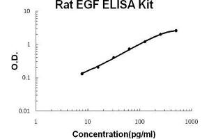 ELISA image for EGF ELISA Kit (Epidermal Growth Factor) (ABIN1672859)