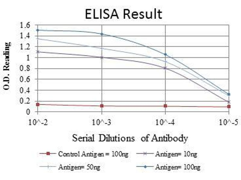 ELISA image for anti-Cas-Br-M (Murine) Ecotropic Retroviral Transforming Sequence (CBL) antibody (ABIN968993)