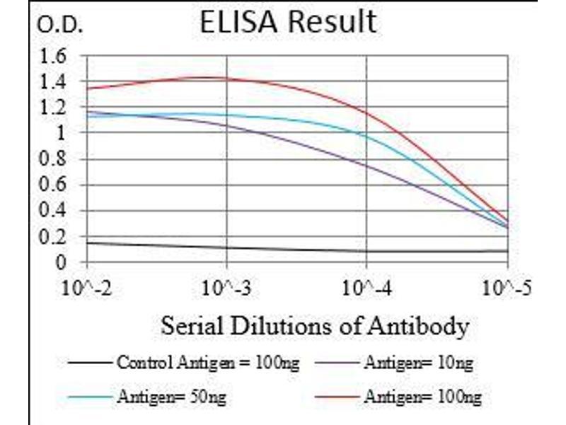 ELISA image for anti-Paraoxonase 1 (PON1) (AA 20-155) antibody (ABIN1724909)