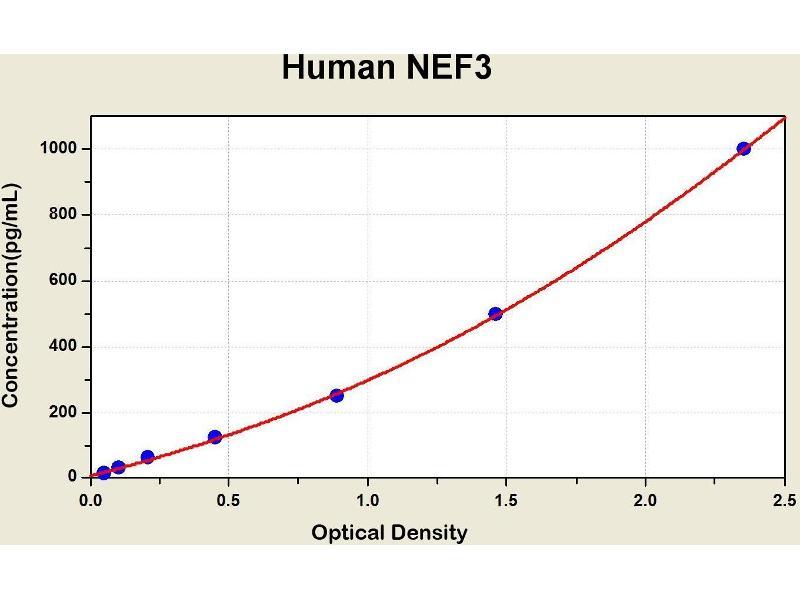 Neurofilament Triplet M Protein (NEFM) ELISA Kit