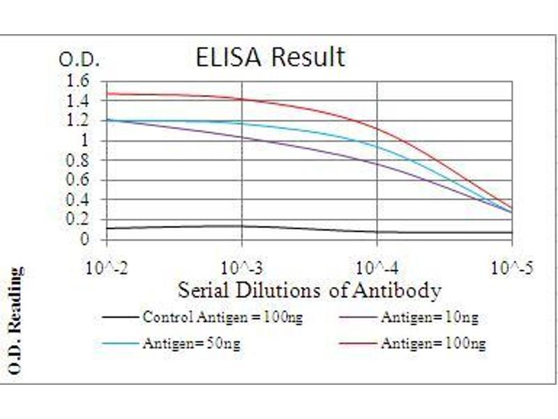 ELISA image for anti-3-phosphoinositide Dependent Protein Kinase-1 (PDPK1) (AA 457-556) antibody (ABIN5542259)
