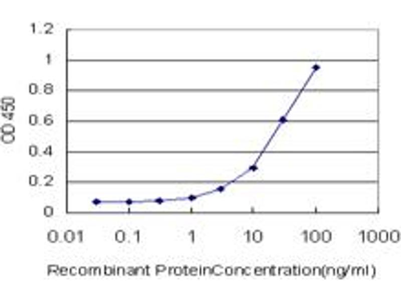 ELISA image for anti-Tumor Protein P53 (TP53) (AA 94-201), (partial) antibody (ABIN563227)