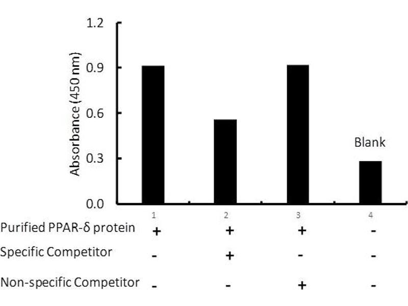 Peroxisome Proliferator-Activated Receptor delta (PPARD) ELISA Kit (2)