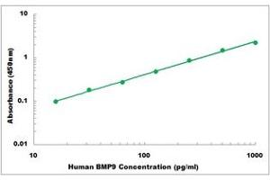 Image no. 1 for Growth Differentiation Factor 2 (GDF2) ELISA Kit (ABIN5526783)