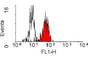 Flow Cytometry (FACS) image for anti-CD84 Molecule (CD84) antibody (ABIN119619)