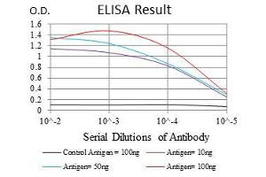 ELISA image for anti-Potassium Voltage-Gated Channel, KQT-Like Subfamily, Member 1 (KCNQ1) antibody (ABIN969227)