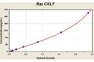 Image no. 2 for Chemokine-Like Factor (CKLF) ELISA Kit (ABIN1114095)