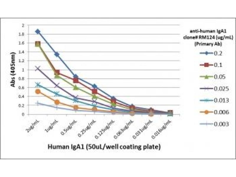 Image no. 2 for Rabbit anti-Human IgA1 antibody (ABIN4955858)