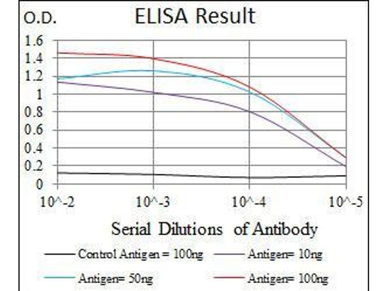 ELISA image for anti-Glypican 3 (GPC3) antibody (ABIN969523)
