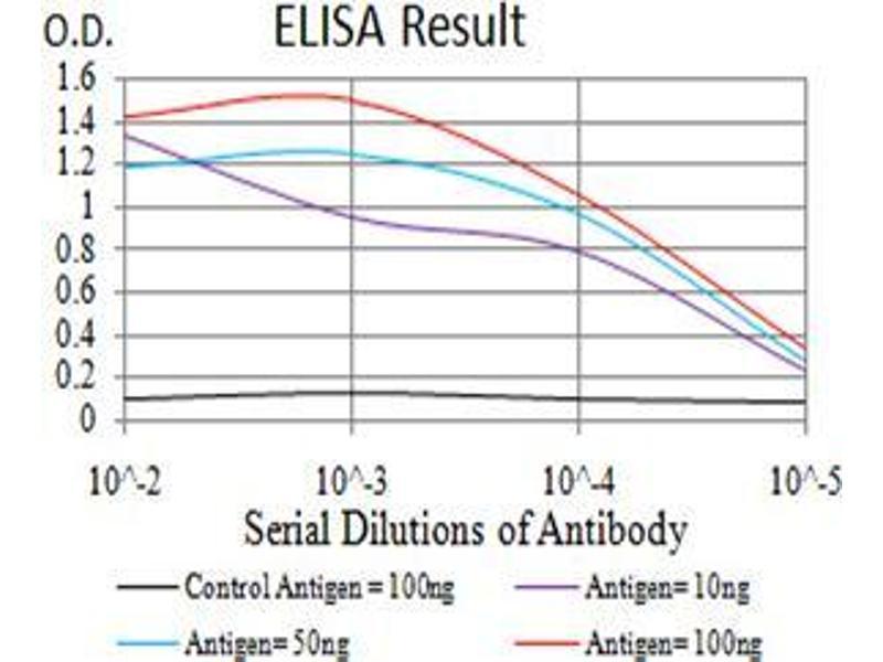 ELISA image for anti-Lysine (K)-Specific Demethylase 1A (KDM1A) (AA 55-263) antibody (ABIN5542576)