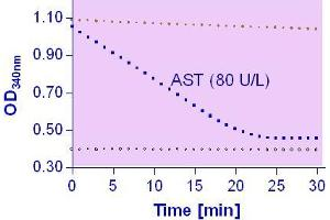 Biochemical Assay (BCA) image for Aspartate Transaminase Assay Kit (ABIN1000292)